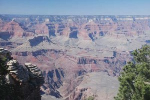 South Rim-River-Tonto Trail-South Rim